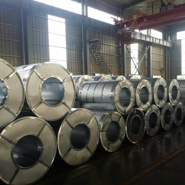 G550 Anti-Figure Az150 Steel Prodcuts Galvalume Steel Coil (GL 0.15mm-0.8mm)