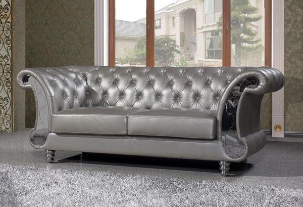 China Post Modern Sofa Leather Sofa Sofa Furniture Fs009 China Post Modern Sofa Sofa