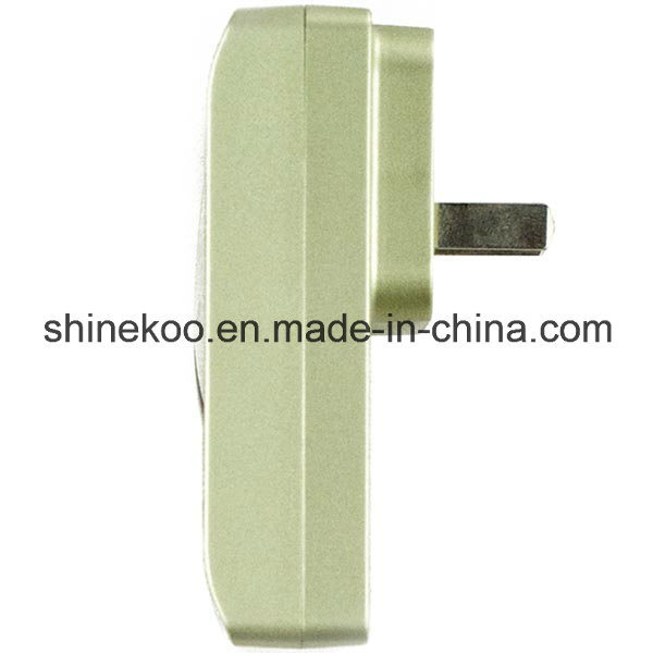 Self-Powered No Battery Wireless Chime with Plug (SN800SW-UE)