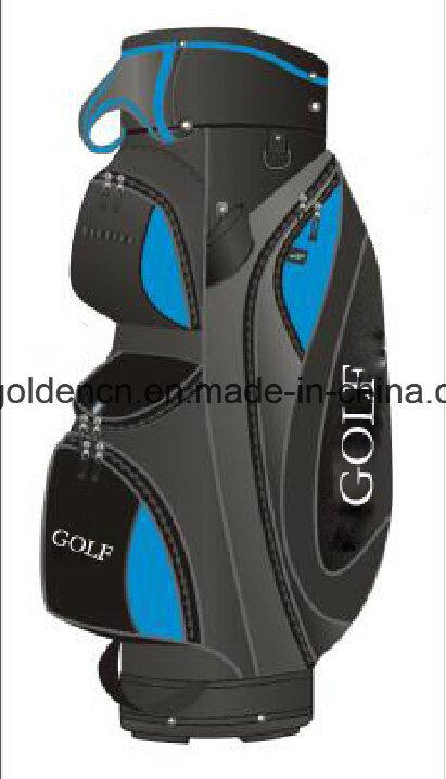 Golf Cart Bag 9 Dividers Top Golf Bag