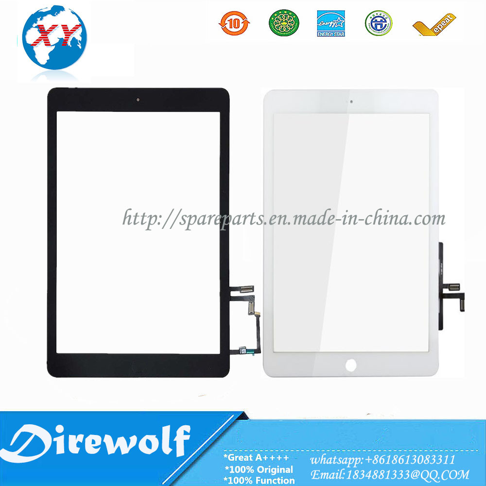 Original New Best Quality Digitizers for iPad 5 Air Touch Screen Display Replacement