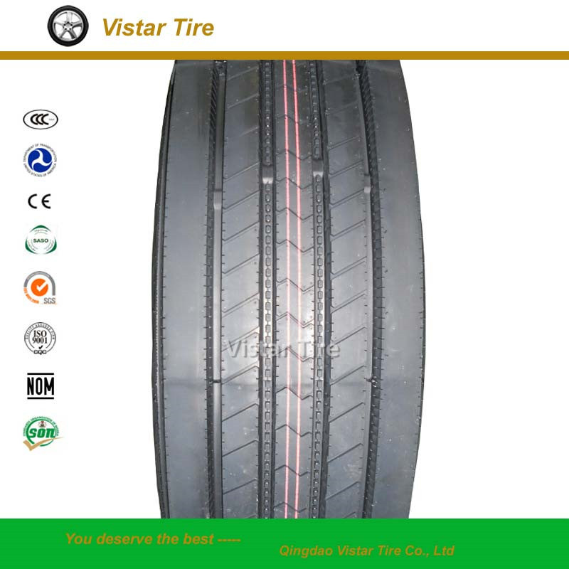 China Best Quality Tubeless Truck Tire (11R22.5 12R22.5 315/80R22.5)