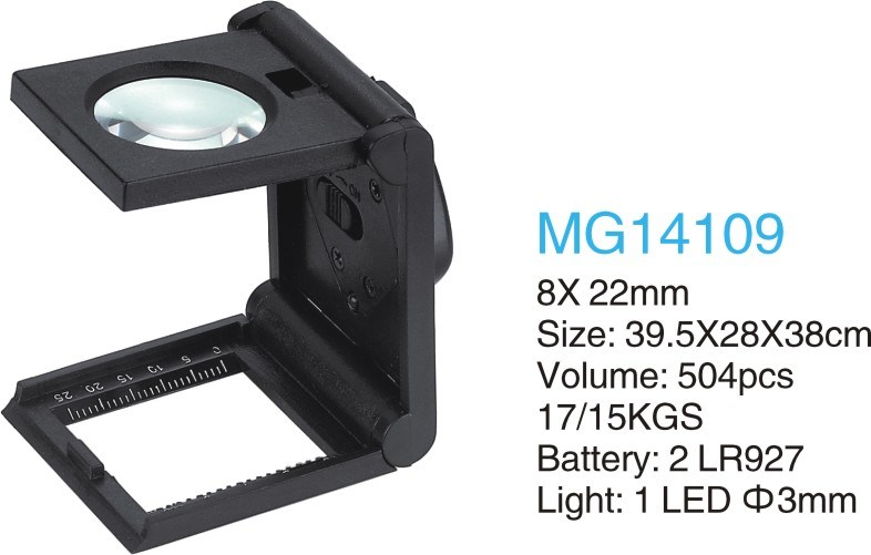 Folding Magnifier (MG 14109)