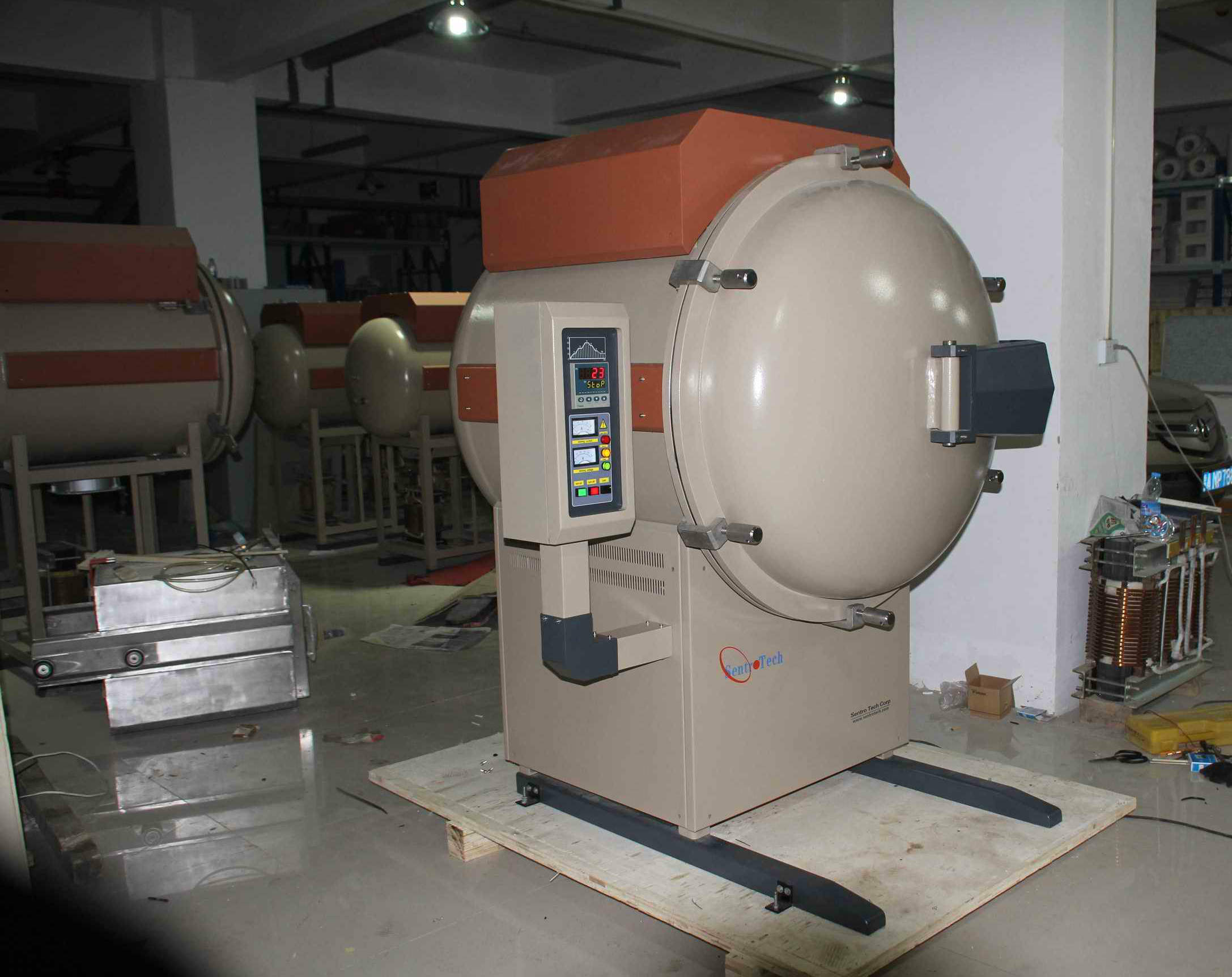 Heavy Vacuum Furnace, Vacuum, Air & Inert Gas All-in-One Furnace