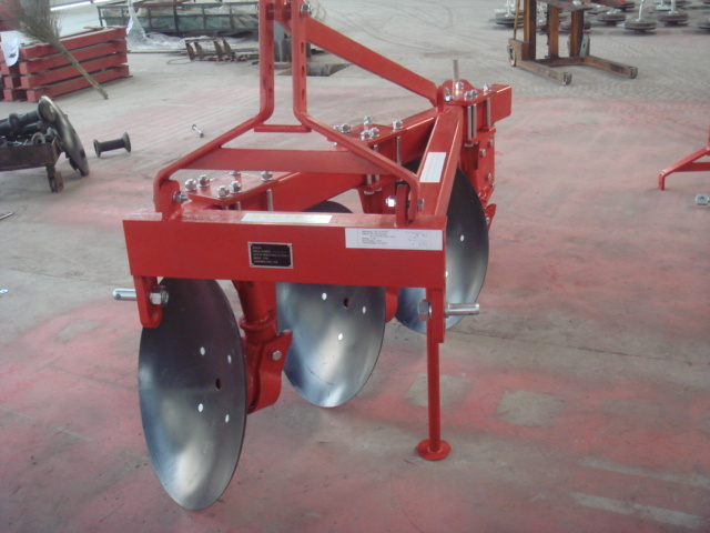 Tractor 3 Point Linkaged Disc Plough Paddy Field Disc Plough