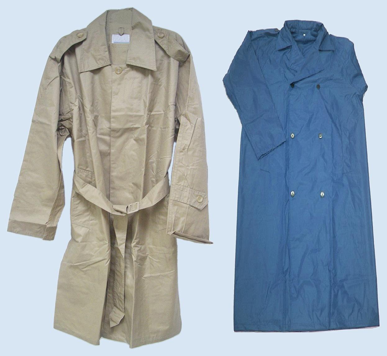 Mlitary Raincoat