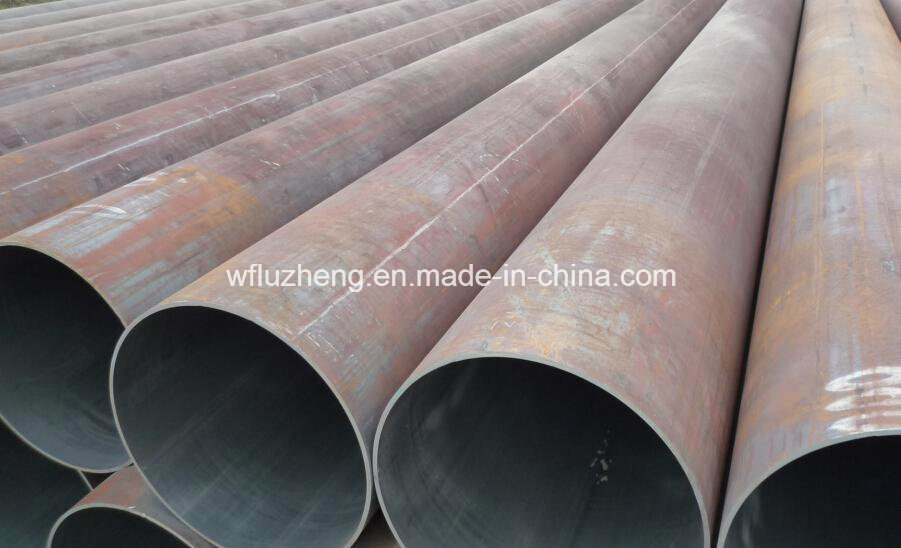 20inch Sch40 Std Seamless Pipe, API 5L Psl1 Gr. B 20inch 508mm Steel Pipe