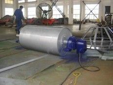 Magnetic Pulley for Mining Machine