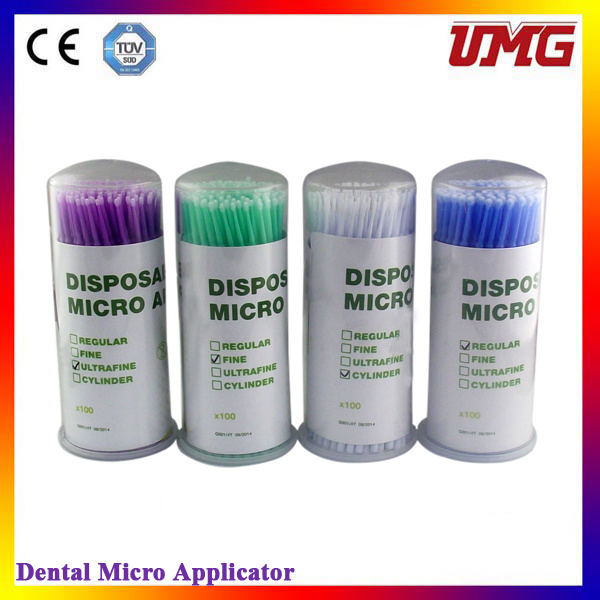 Disposable Dental Micro Applicators Dental Material