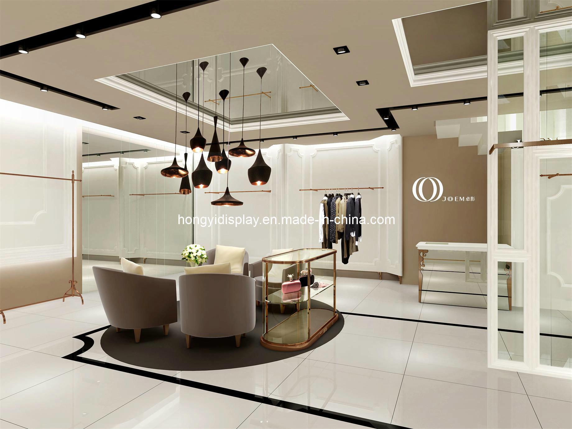 china store interior decoration retail shopfitting store. Black Bedroom Furniture Sets. Home Design Ideas