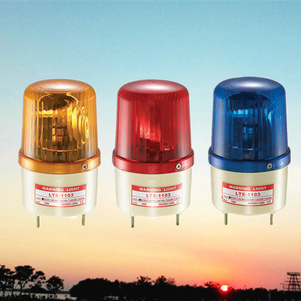 100mm 10W DC12V 24V AC110V 220V Mini LED Strobe Lights (LTE1103/Ltd1103)