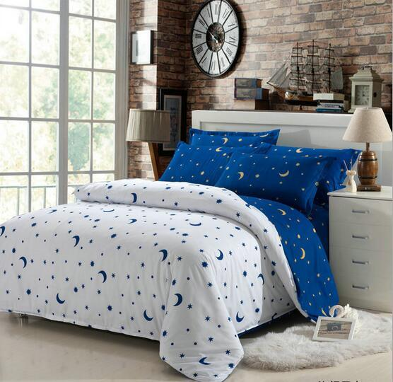 Moon Star High Quality Bedding Set (T51)