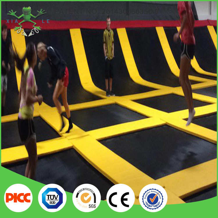 Kids Huge Indoor Discounted Bounce Trampoline for Adults