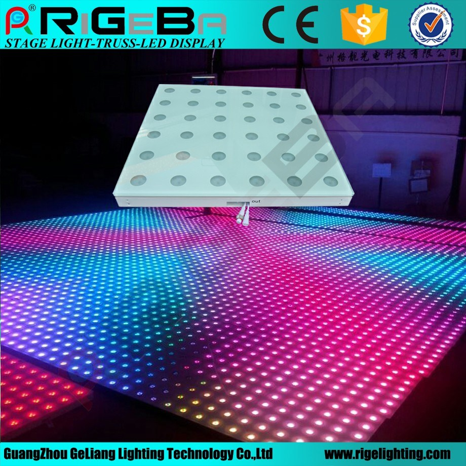 Newest Professional Parties / Events Dancing Floor/ LED Dance Floor