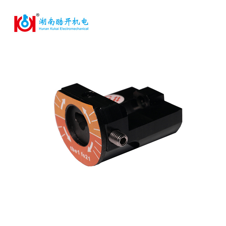 China Newest for Ford Tibbe Clamps Fo21 Key Jaws for Sec-E9 Automobile Key Cutting Machine Special for Ford and for Jaguar Key