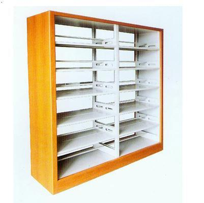 Powder Coating Steel Metal Rack Filing Cabinet (bookcase, bookshelf) (HX-ST137)