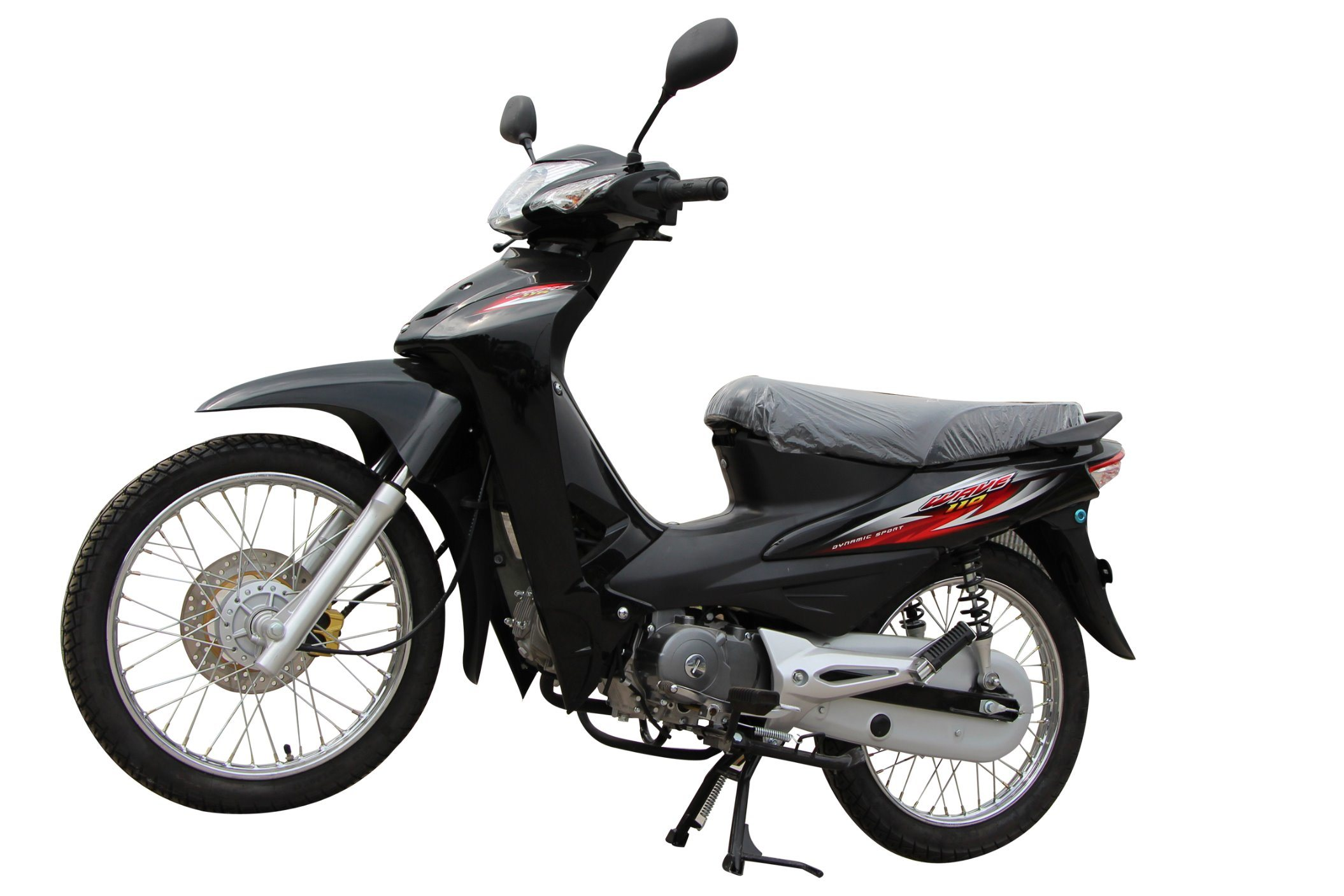 125cc Cub Motor