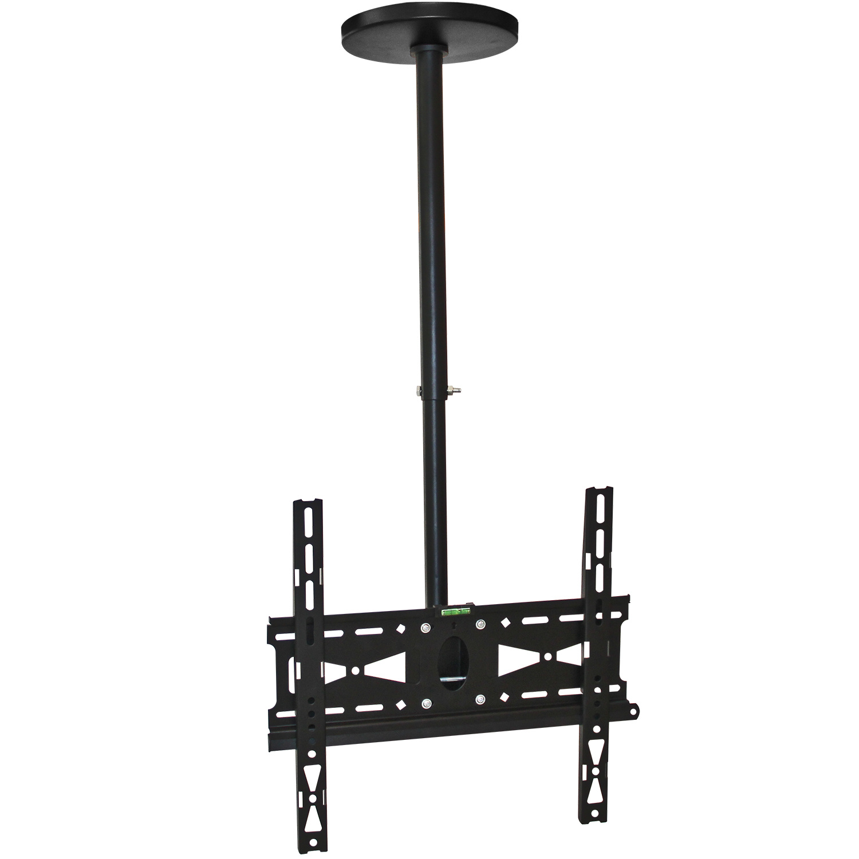 Adjustable Ceiling TV Mount Fit for 21-55′′