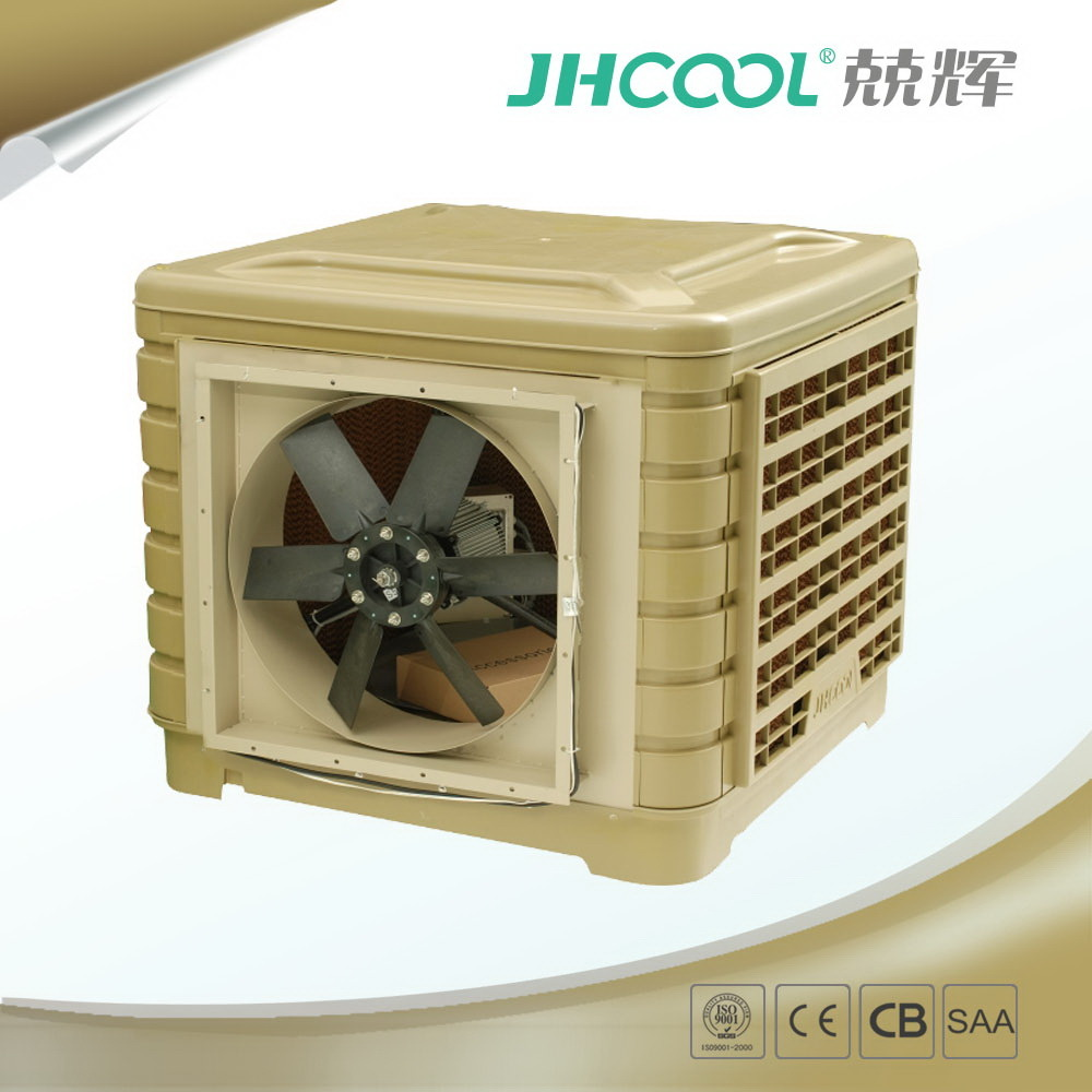 Wall Mounted Industrial Air Conditioner Evaporative Air Cooler
