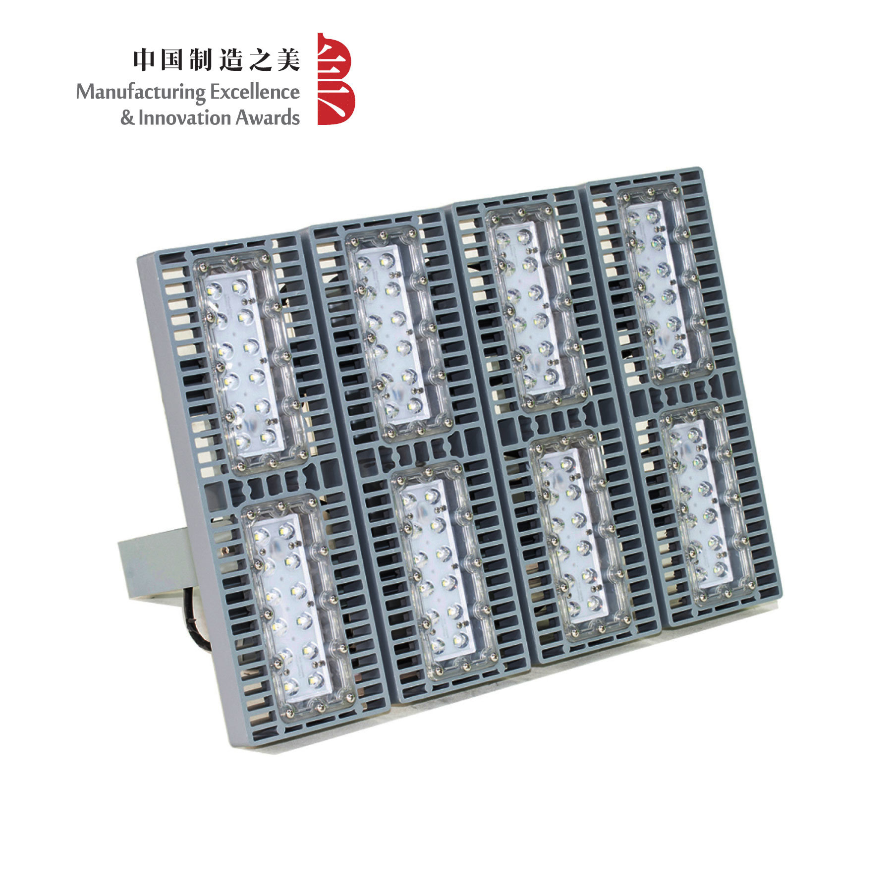 80W-660W LED Outdoor High Bay/Flood Light (BTZ 220/80 60 Y W)