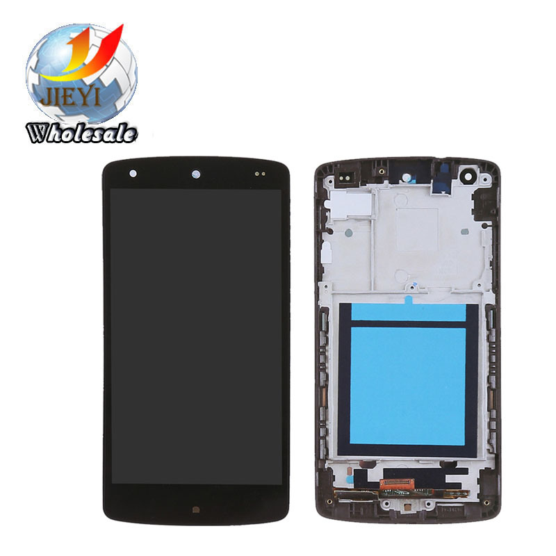 LCD for LG Google Nexus 5 LG D820 D821 LCD Touch Digitizer Screen Assembly with Housing Frame Replacement Part