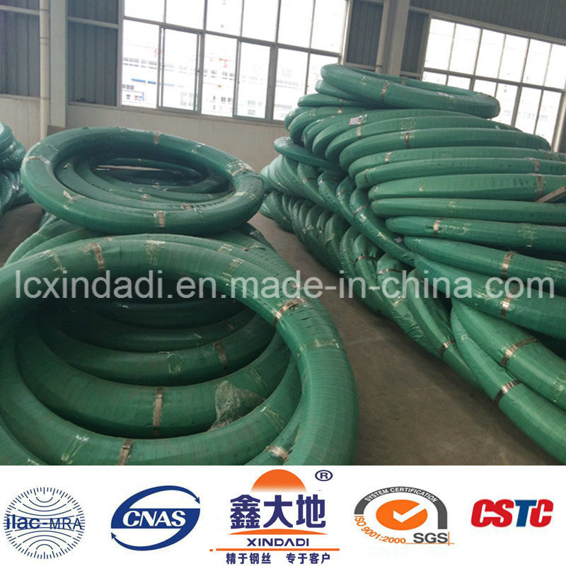 7.0mm ISO9001 Low Relaxation Spiral Steel Wire