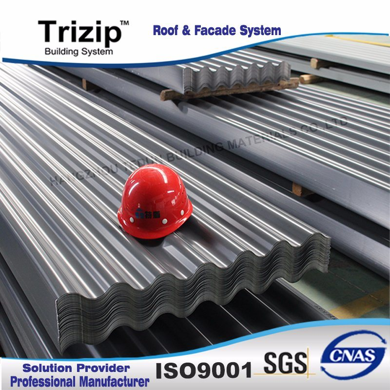 Metal Cladding Panels (corrugated)