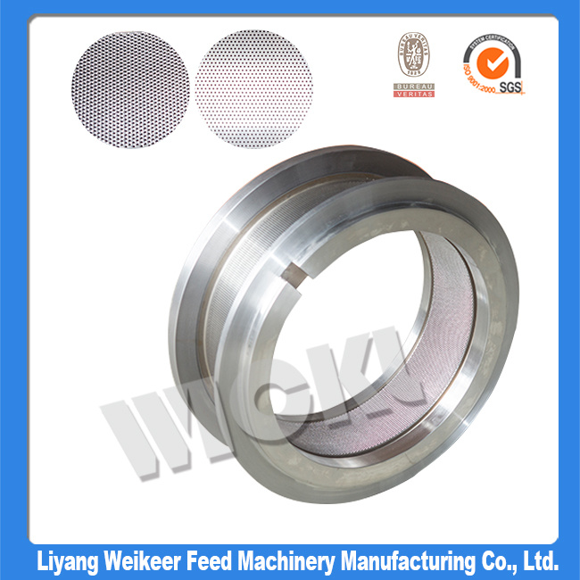 Stainless Steel Ring Die 3/3.5/4/4.5mm Dia for Making Animal Feed