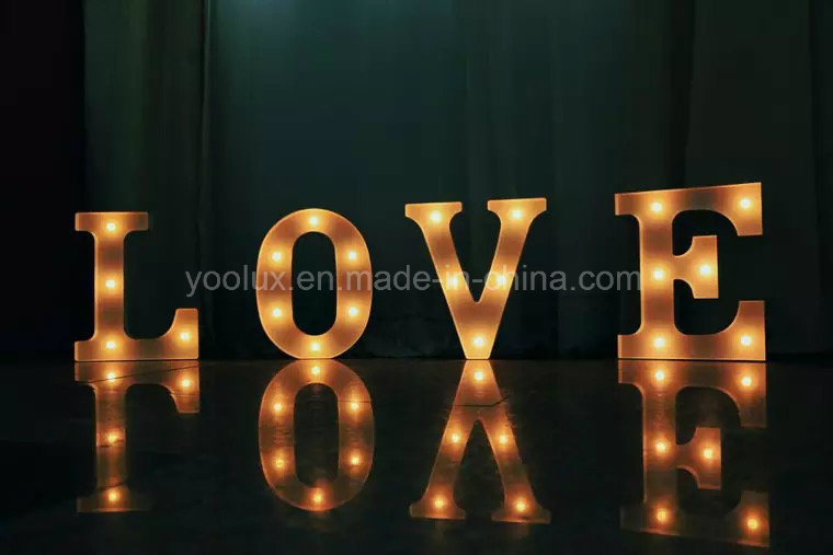 LED Marquee Letters Decorative Light Marquee Lights Letter LED Letters