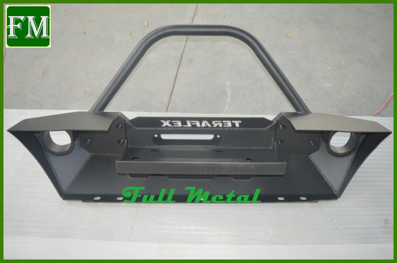 for Jeep Wrangler Jk Parts TF Front Bumper 4*4 Accessories