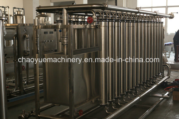 4t/H Mineral Drinking Water Machine Filter with UF