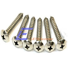 ISO 7049-Cross Recessed Pan Head Tapping Screws