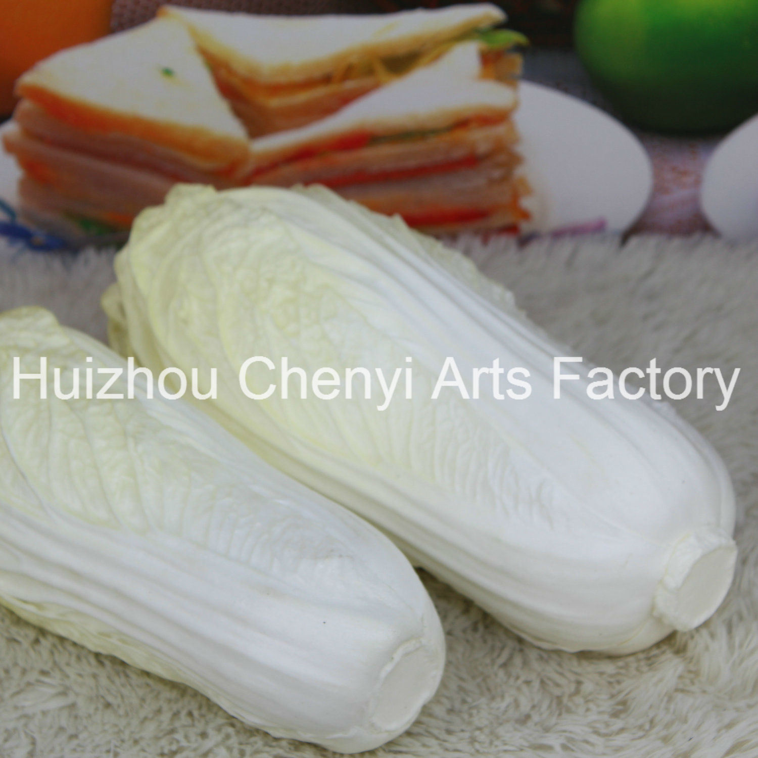 High Quality Wholesale Artificial Vegetable Chinese Cabbage