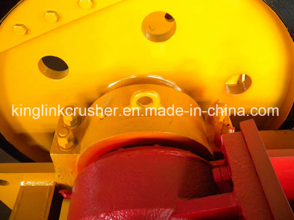 Jaw Crusher for Primary Crushing Stage