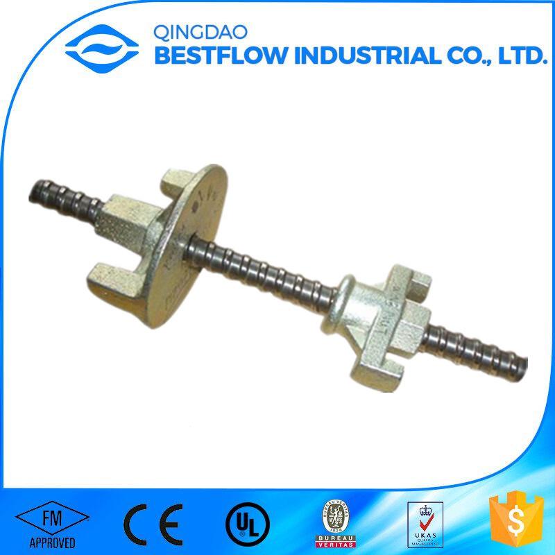 Formwork Wing Tie Rod Nuts Construction Use / Tie Nut