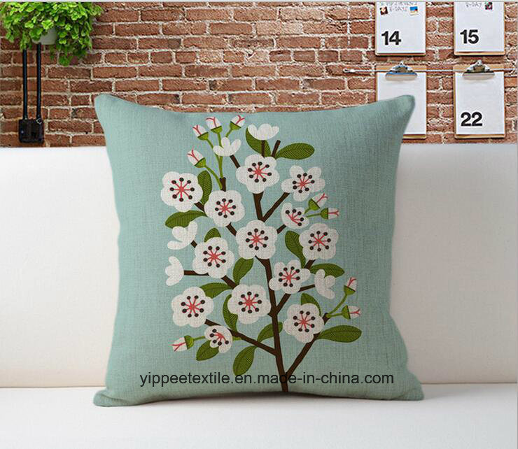 Beautiful Printing Cushion, Cushion Cover, Bolster, Back Pillow