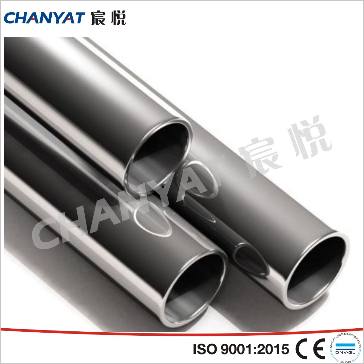 Seamless Nickel Alloy Pipe and Tube (Monel 400, Incoloy 800, Hastelloy C276)