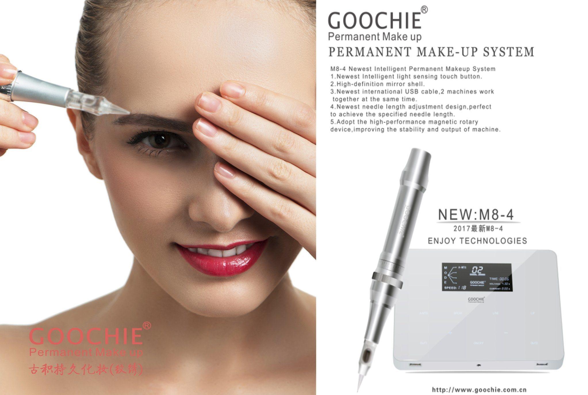 Goochie для перманентного макияжа отзывы