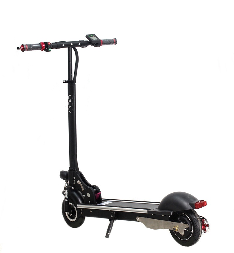2017 Wholesale Height Adjustment Foldable Adult Electric Kick Scooter