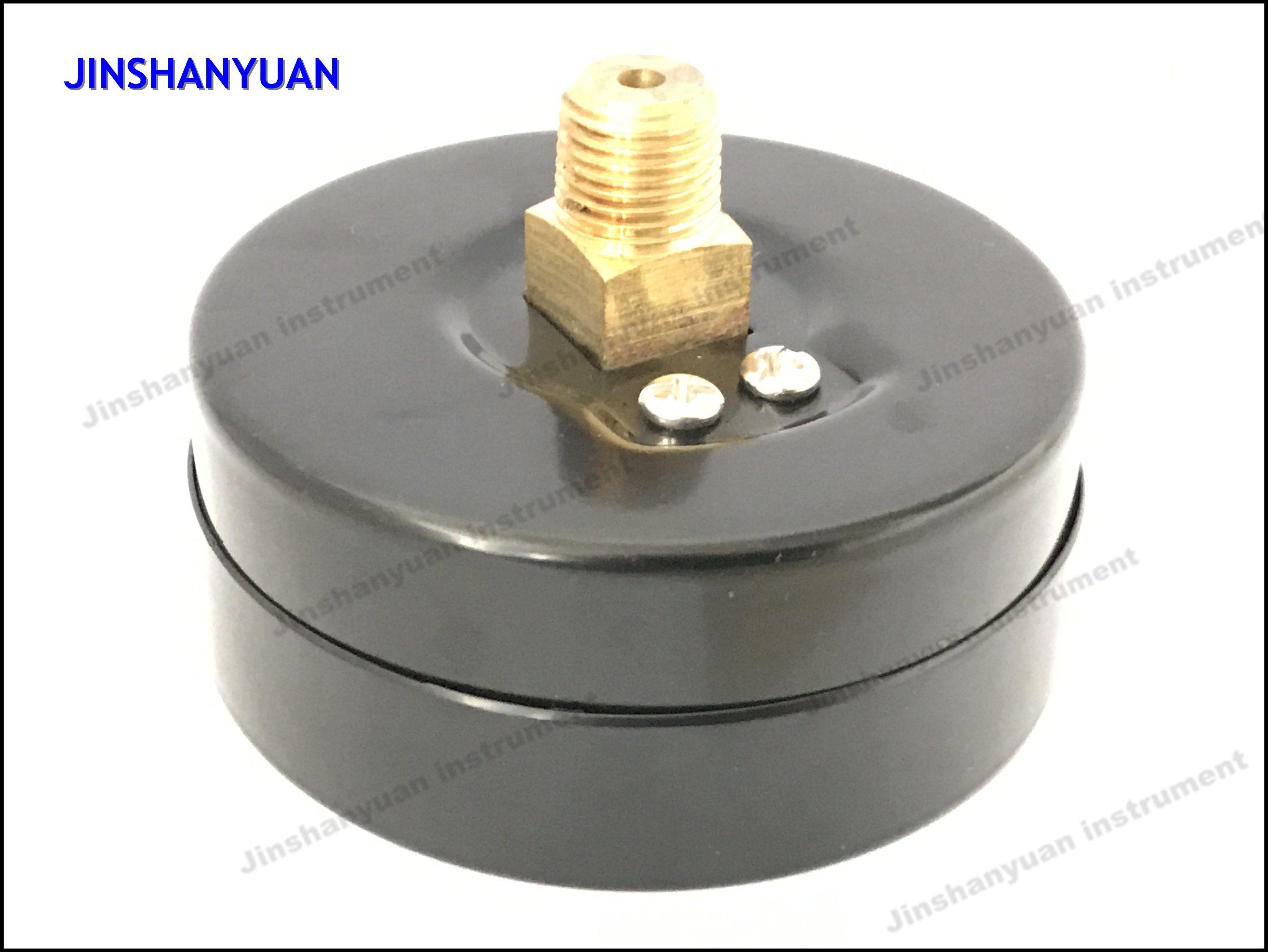 Gpg-016 Axial Mounted Dry Pressure Gauge/Bourdon Tube Manometer