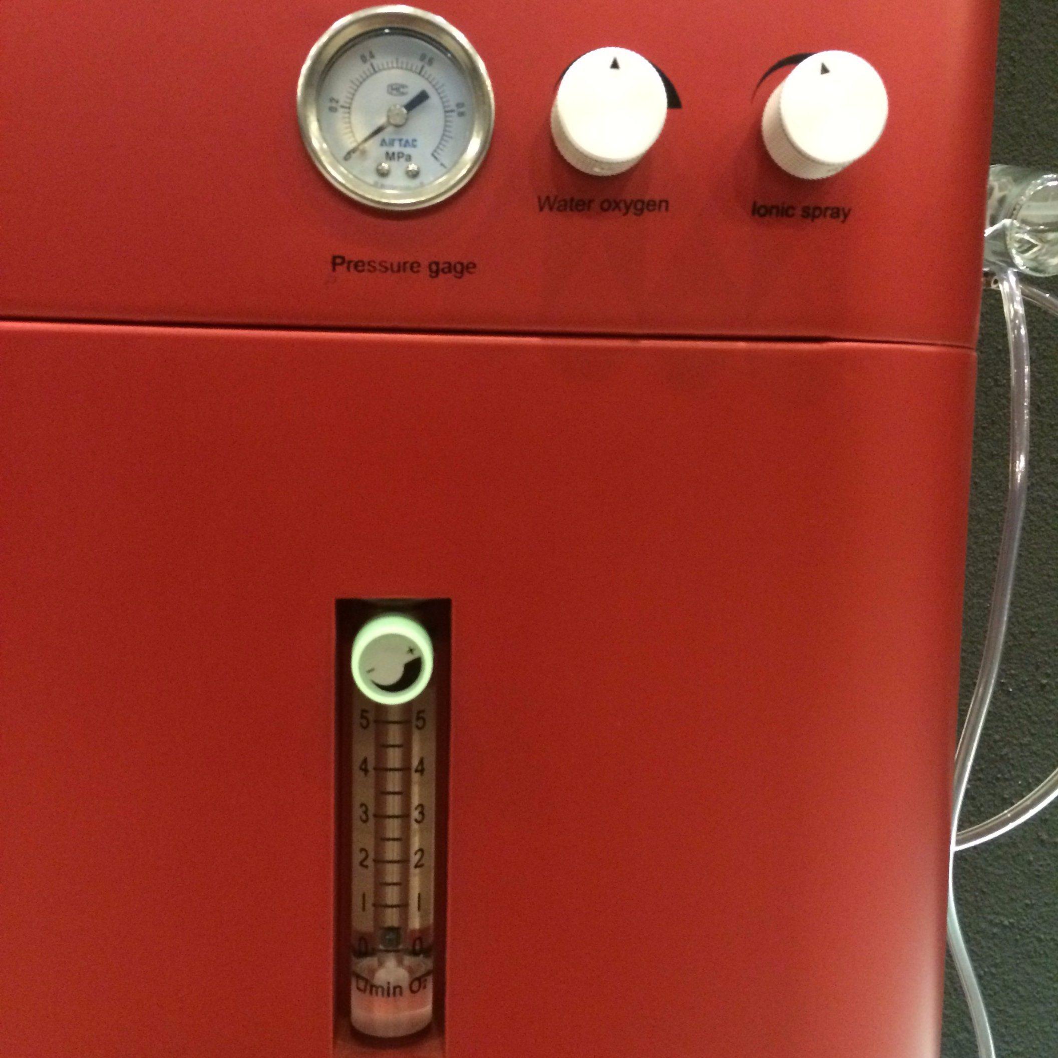 3D Oxygen Skin Whitening Beauty Machine