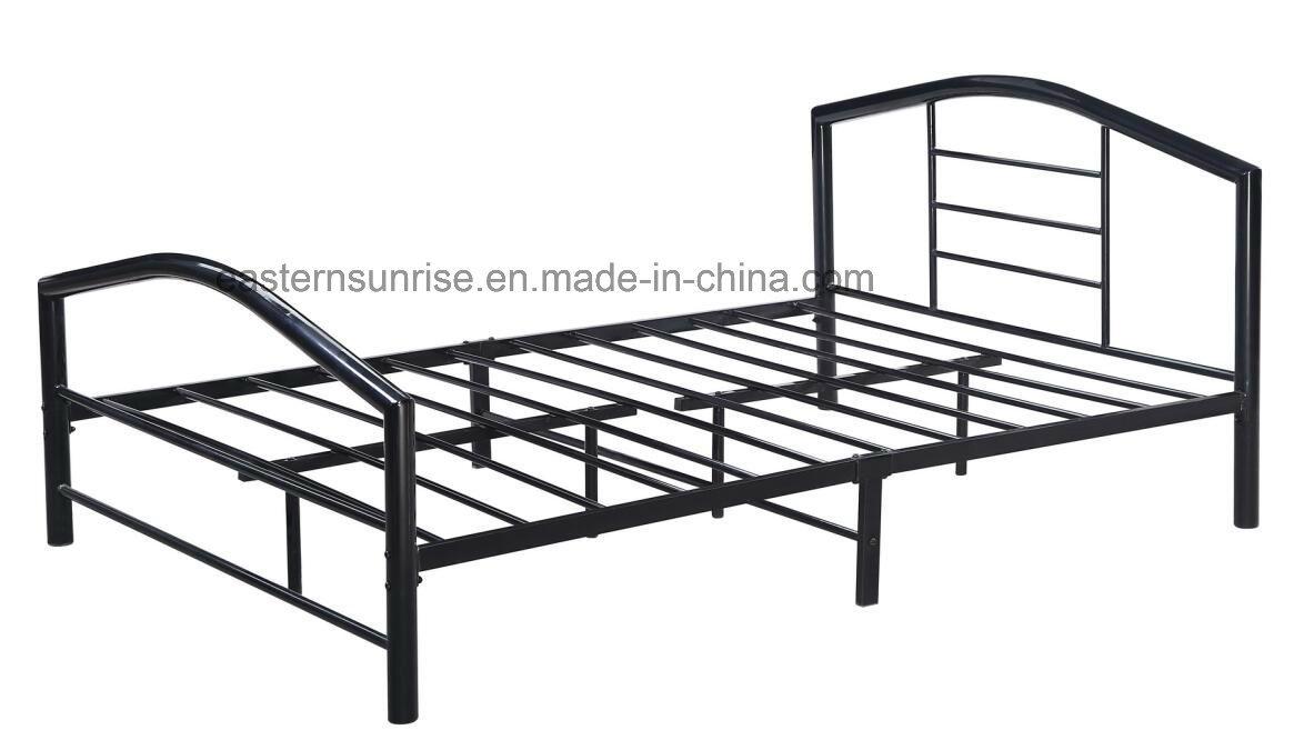 Modern Furniture School Kids Double Project Dormitory Steel Metal Frame Bunk Beds