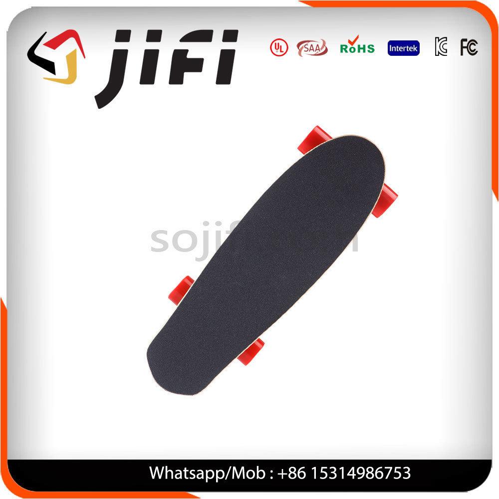 Easy to Learn Skateboard Electric Hoverboard Standing Longboard