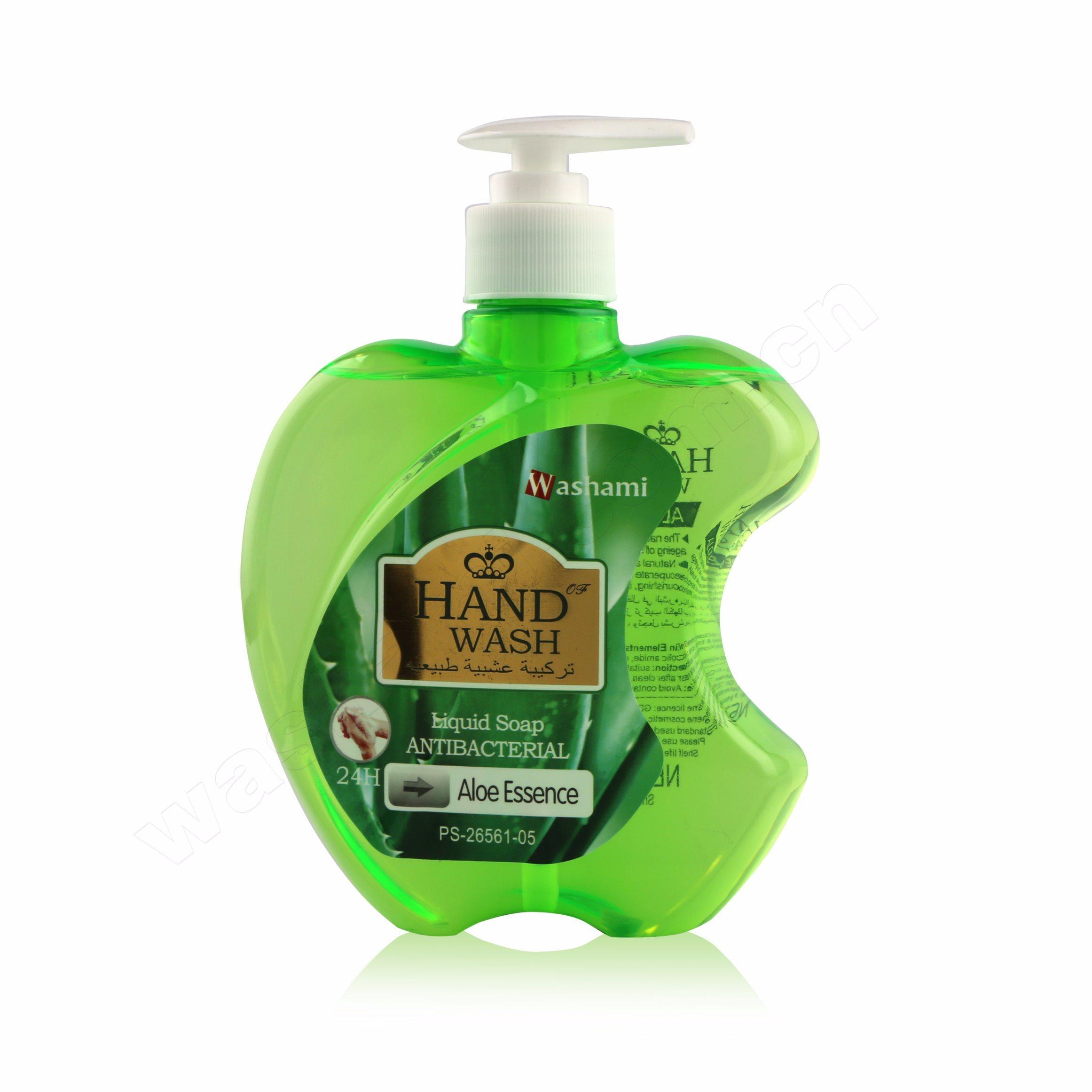 Washami 24 Hour Care Antibacterial Liquid Soap Hand Wash