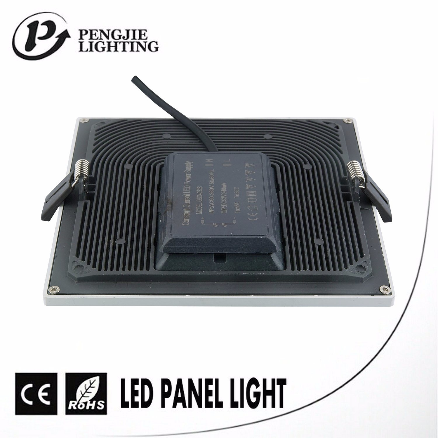 Top Selling 30W Ultra Narrow Edge LED Panel (Square)