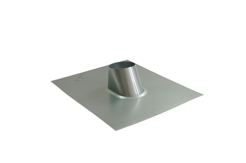 """Galvanized Sheet Metal 4"""" 503 Fha Pipe Flashing"""