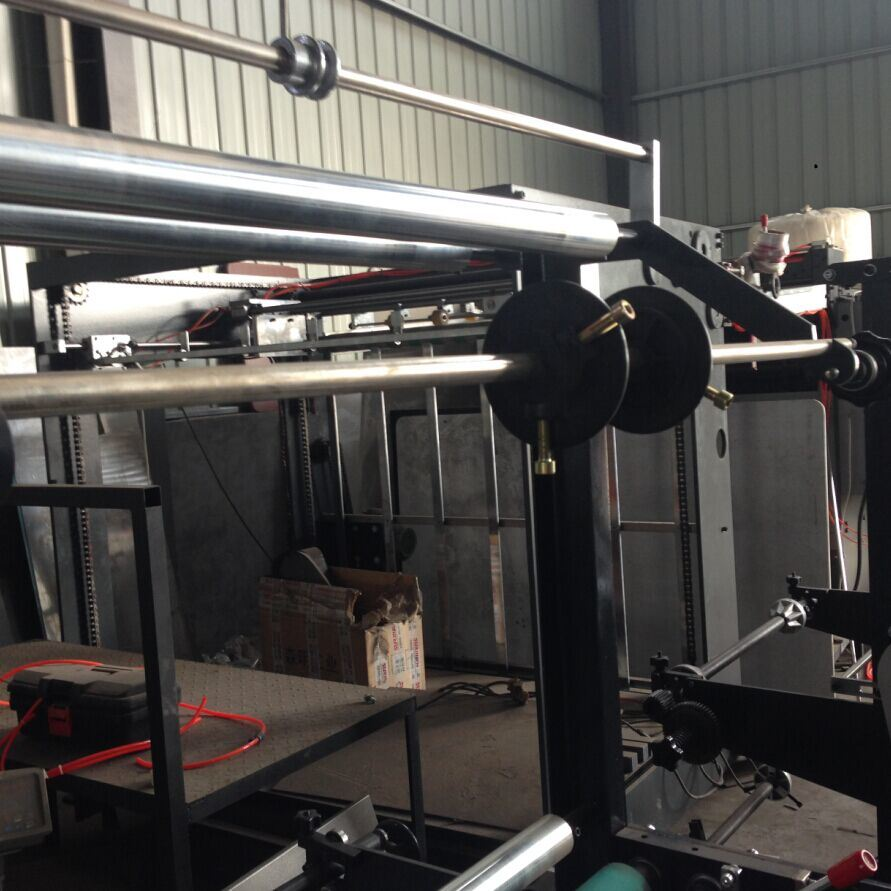 BOPP Side Sealing Plastic Bag Making Machine