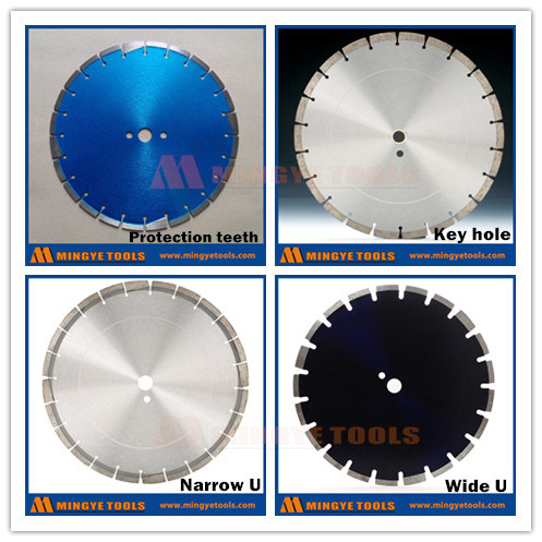 Diamond Saw Blade, Diamond Disc for Cutting Asphalt or Concrete Road
