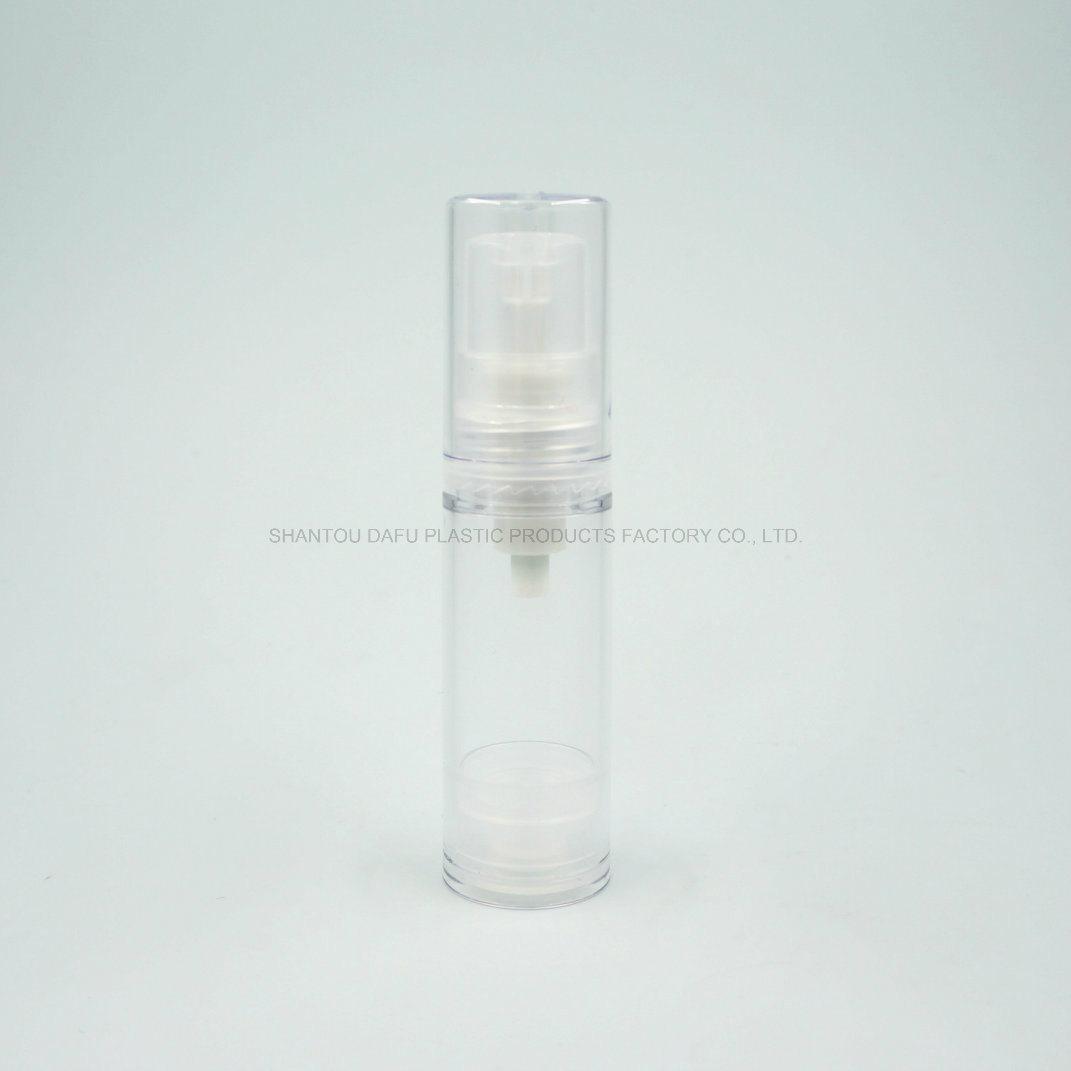 5ml Emulsion Cosmetic Lotion Shampoo Push Type Vacuum Sub Bottle