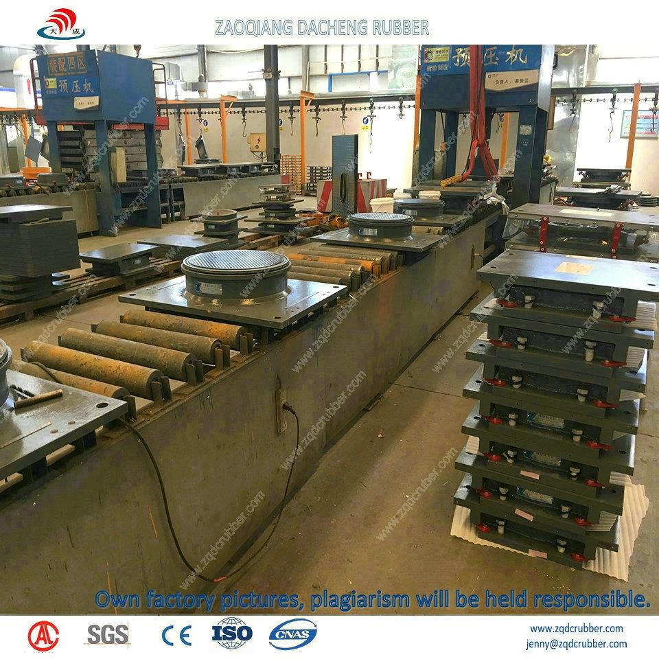 China Bridge Pot Bearings Supplier